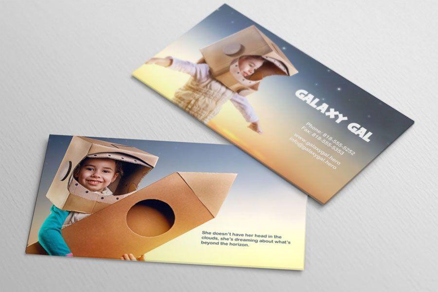 Download Fun Superhero Business Card For Kids 100 Editable Photoshop Psd Files Are Prov Business Cards Creative Templates Business Cards Creative Kids Cards