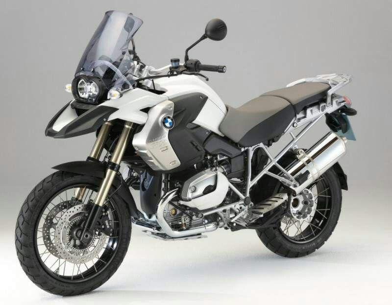 R1200gs 2009 Alpine White Special Edition 300 Pcs Bmw Motors Bmw Motorrad Bmw