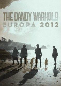The Dandy Warhols - Europa 2012