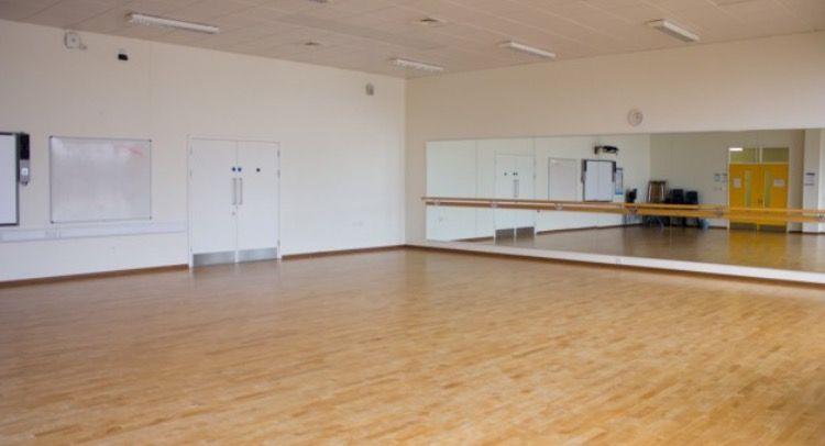 Dance practice room dance rooms room home