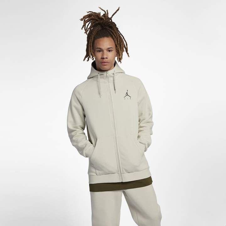 e060684b243 Jordan Jumpman Men's Fleece Full-Zip Hoodie | Products | Mens fleece ...
