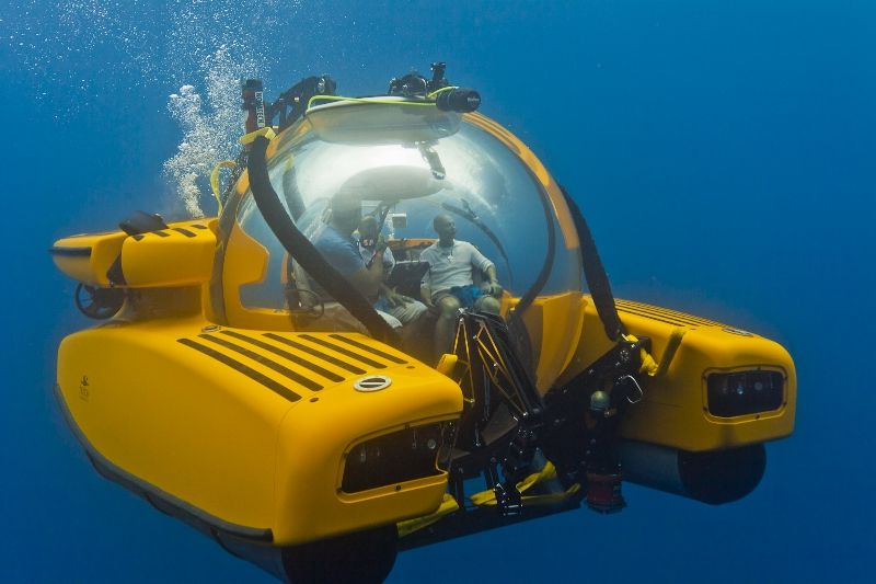 5 New Reasons To Get A Submarine Kayaking Submarines