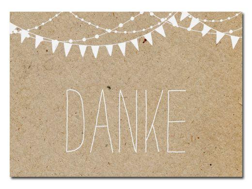 Stempel By Bastisrike Danke Karte Dankeskarten Taufe Und