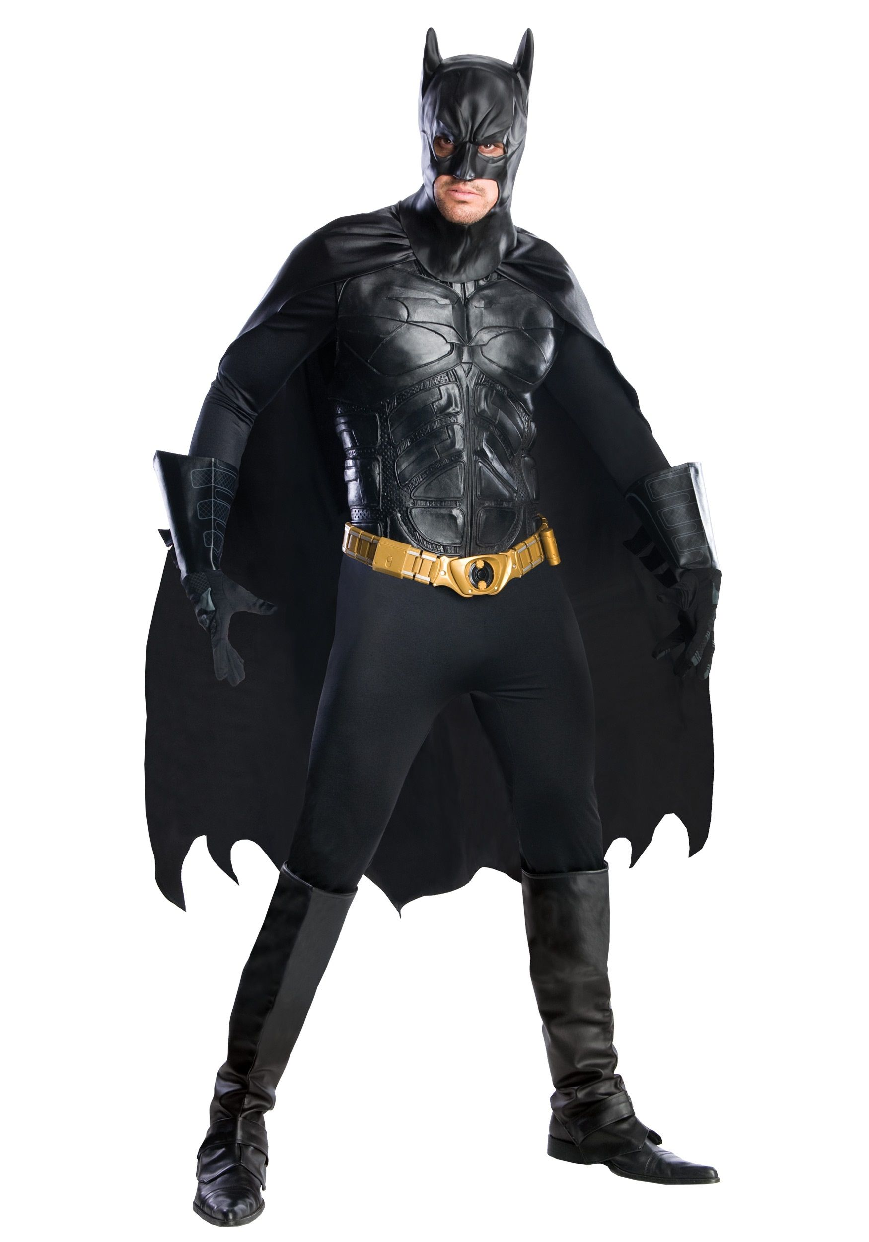 You can never go wrong with this iconic Batman Costume for all ...