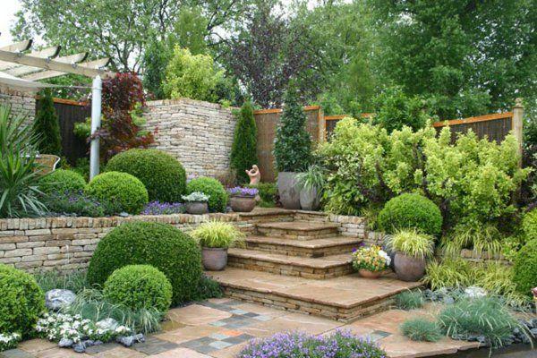 1001 Schöne Gartenideen   Garten Bilder Für Gartendekorationen Patio,  Veranda, Landscape, Outdoor