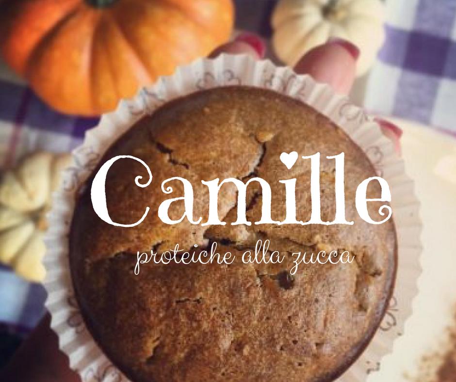 Photo of Camille proteiche alla zucca (120 kcal circa) –