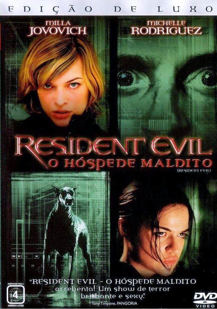 Pin De Rocisrael Em Capa De Filmes Capas De Filmes Posteres De Filmes Resident Evil