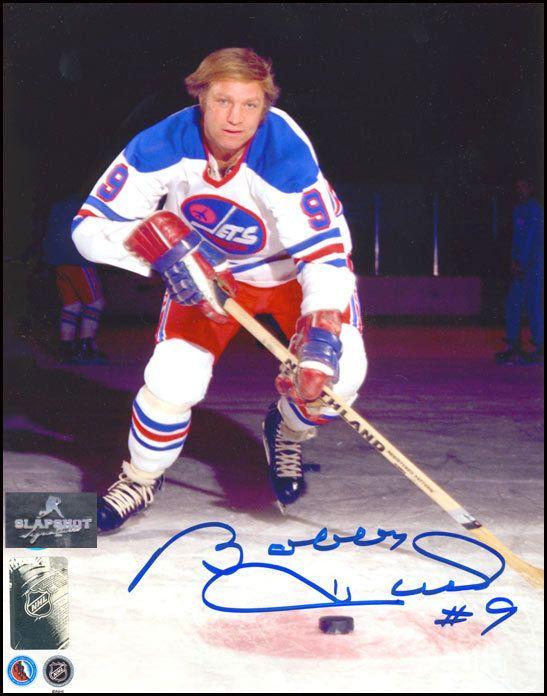 Authentic Hockey Jerseys Autographs and Memorabilia   Jets hockey ...