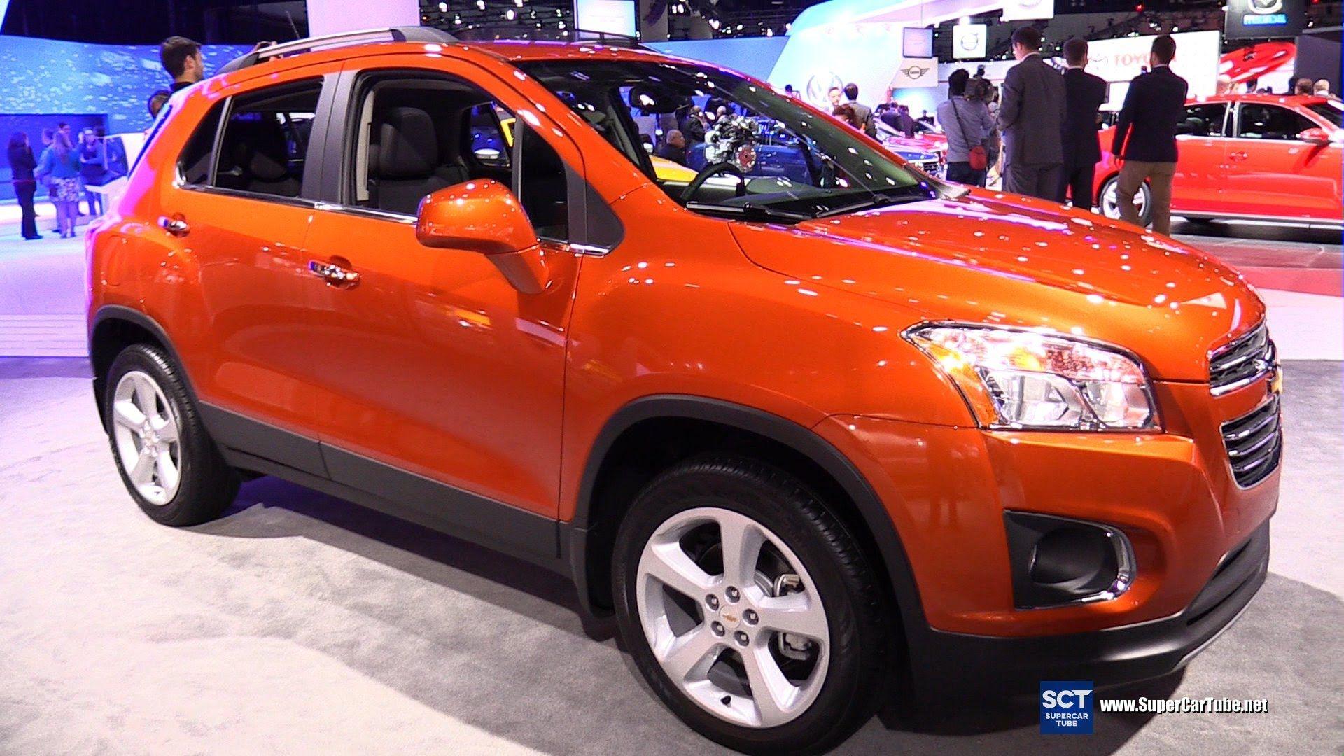 2016 Chevrolet Trax Ltz Exterior And Interior Walkaround 2015 La Aut Chevrolet Trax Best Suv Trax