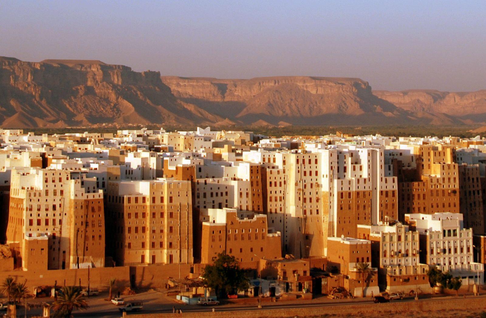 Middle East Impressions - Manhattan of Yemen = Shibam
