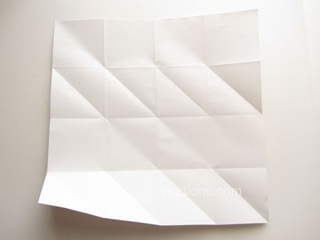 Origami Fujimoto Cube Step 3