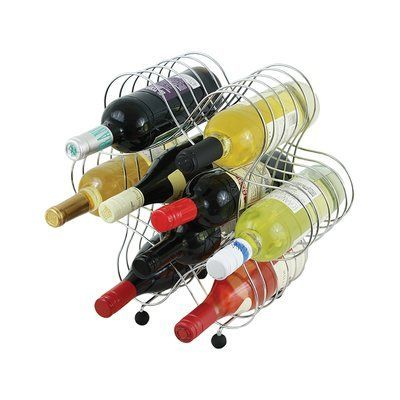 Ebern Designs Damari 9 Bottle Floor Wine Rack #alternative #alternativefashion #alternativegirl #alternativemedicine #alternativeenergy