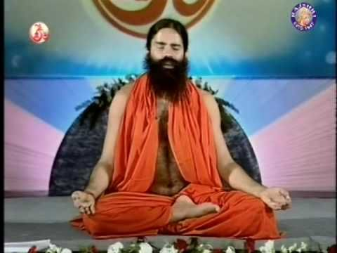 baba ramdev yoga science pranayam  yoga asanas hindi