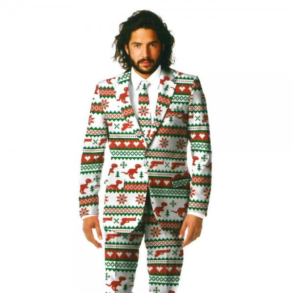 Dinosaur Ugly Christmas Costume Suit   OPPO SUITS   Pinterest   Ugly ...