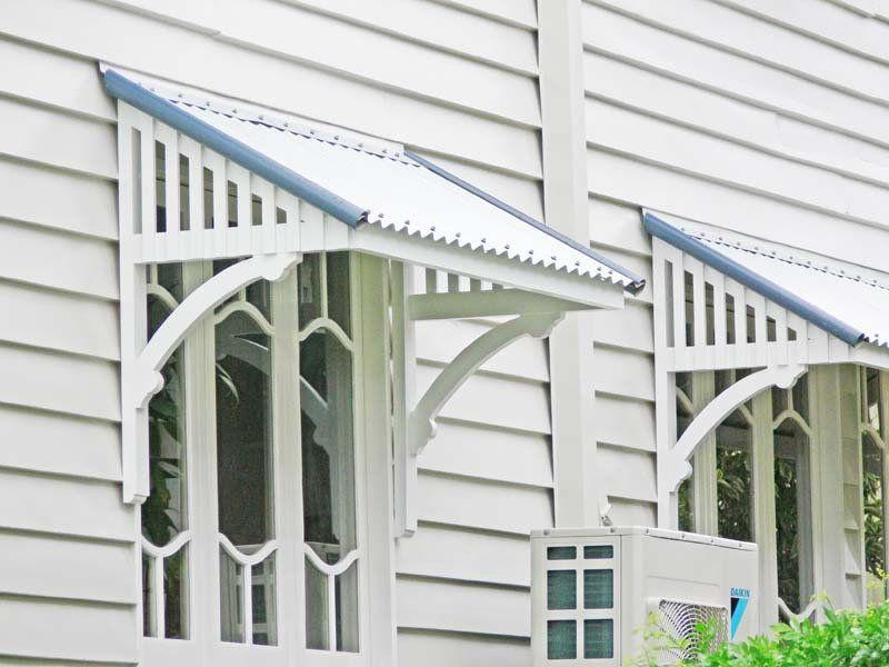 Timber Awnings Queenslander Window Awnings Pinterest Barra Bar