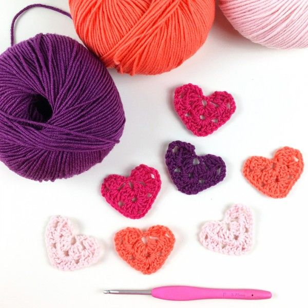 50 Fabulously Inspiring Things in Crochet | coeur | Pinterest