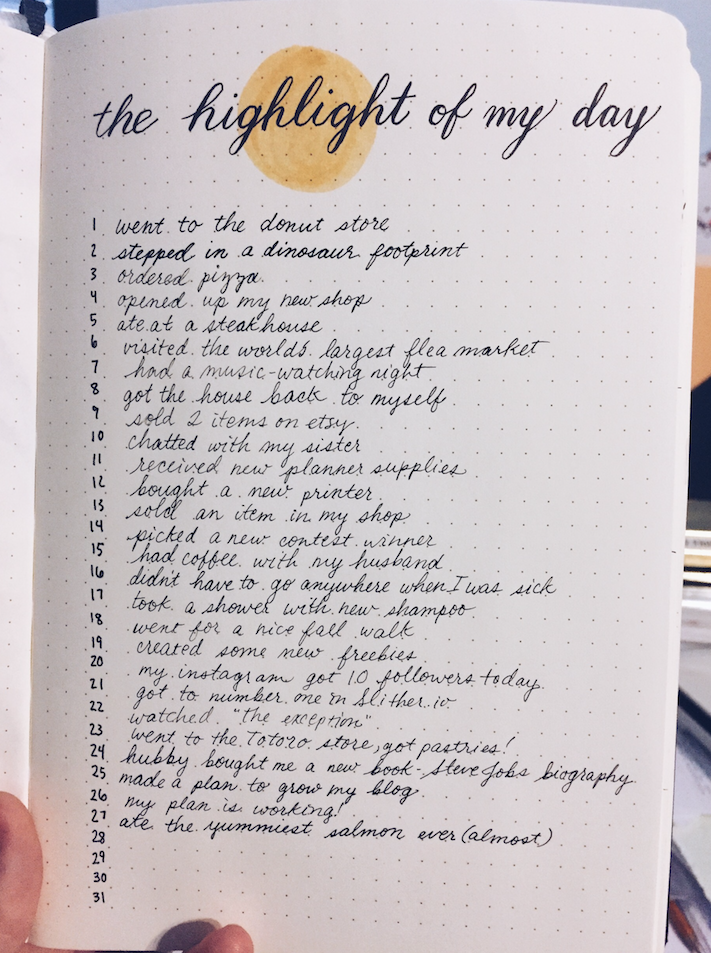 Bullet Journaling For Mental Health & Anxiety #bulletjournals