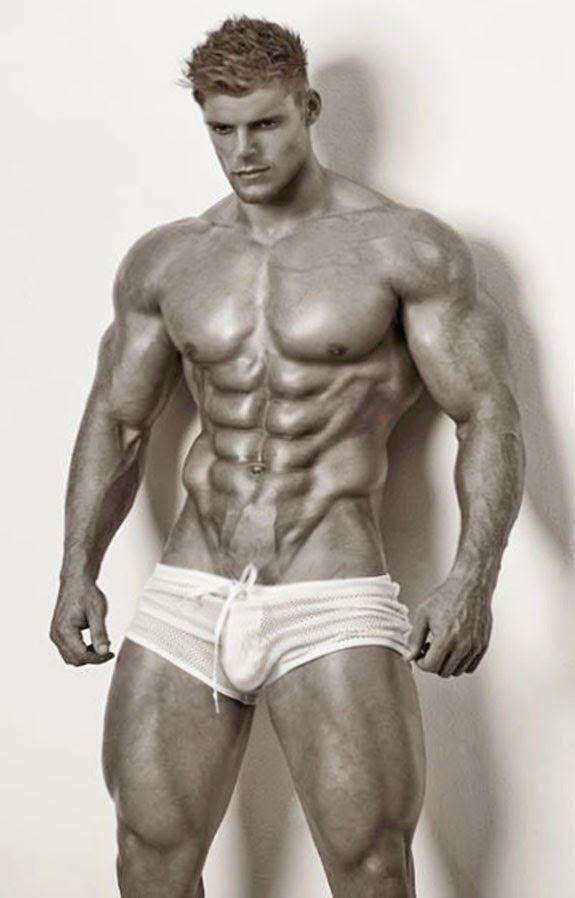 Nude muscle men in heavy bondage gay new 6