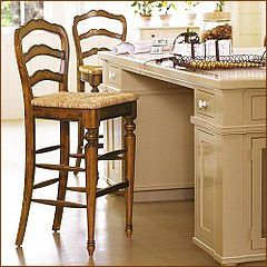 Hand Carved Stools For The Kitchen Kitchen Counter