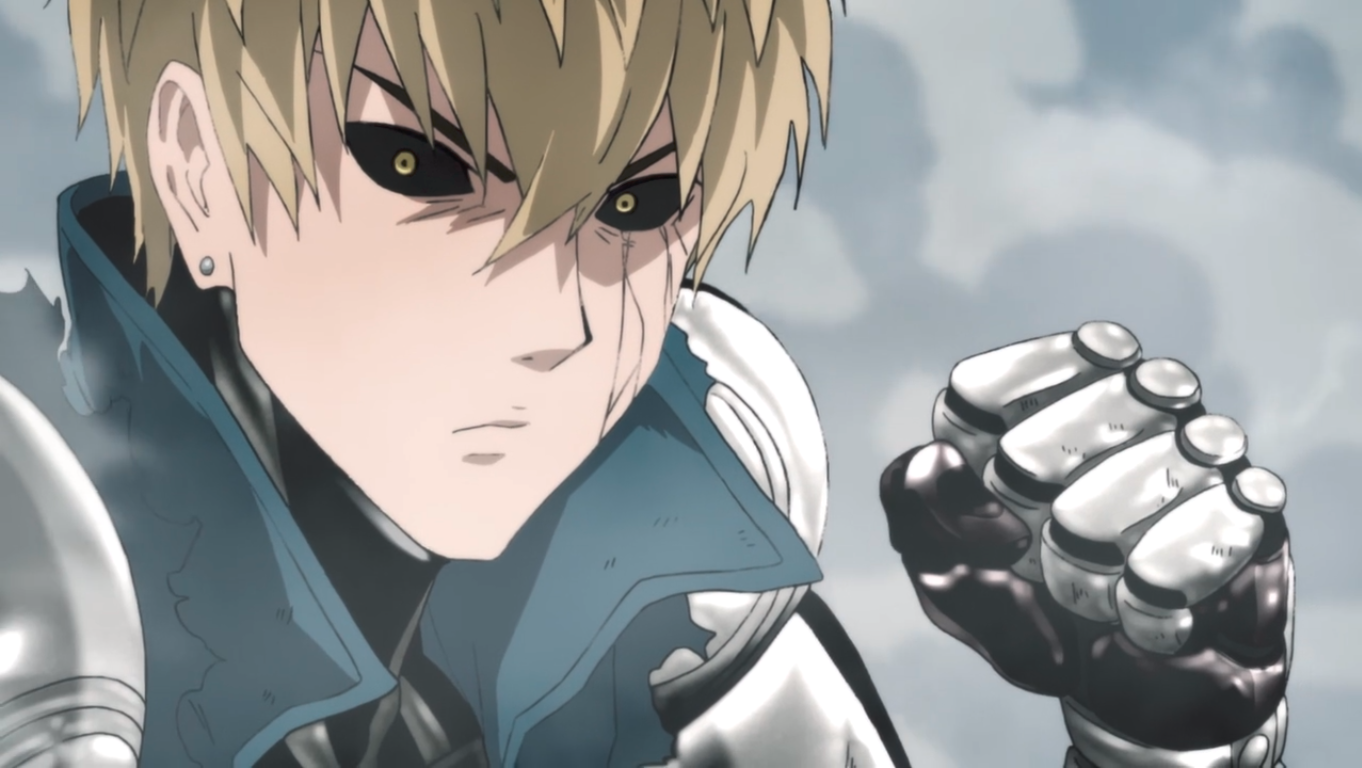 Anime Review One Punch Man 2nd Season Episode 1 One