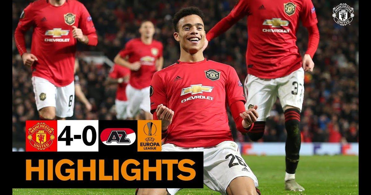 Az Alkmaar Vs Manchester United Highlights Start Date Subscribe To Manchester U In 2020 Manchester United Manchester United Premier League Liverpool Manchester United