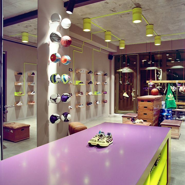Shop Interior Design: Volution Sports Store By MIKS Konzepte, Tinnum Germany