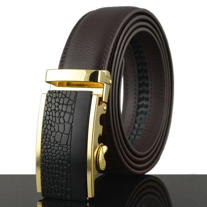 1f635b2def9e8 2015 men's genuine leather belt new arrive line buckle belts for men high  quality buckles genuine leather men belts