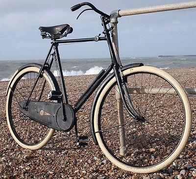 1932 Tall 28 Frame Royal Sunbeam Original Quality Vintage Antique Bicycle
