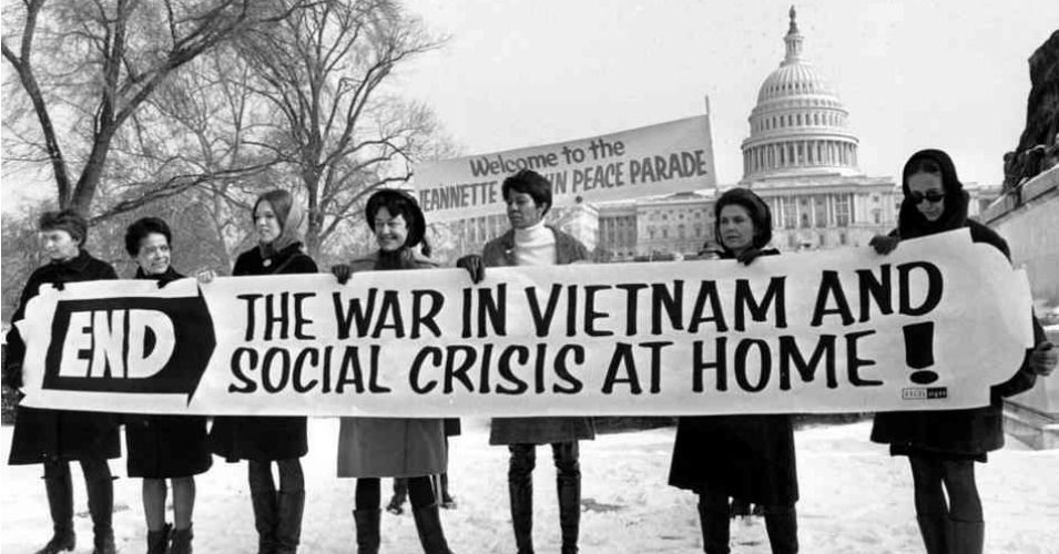 Image result for peace movement vietnam
