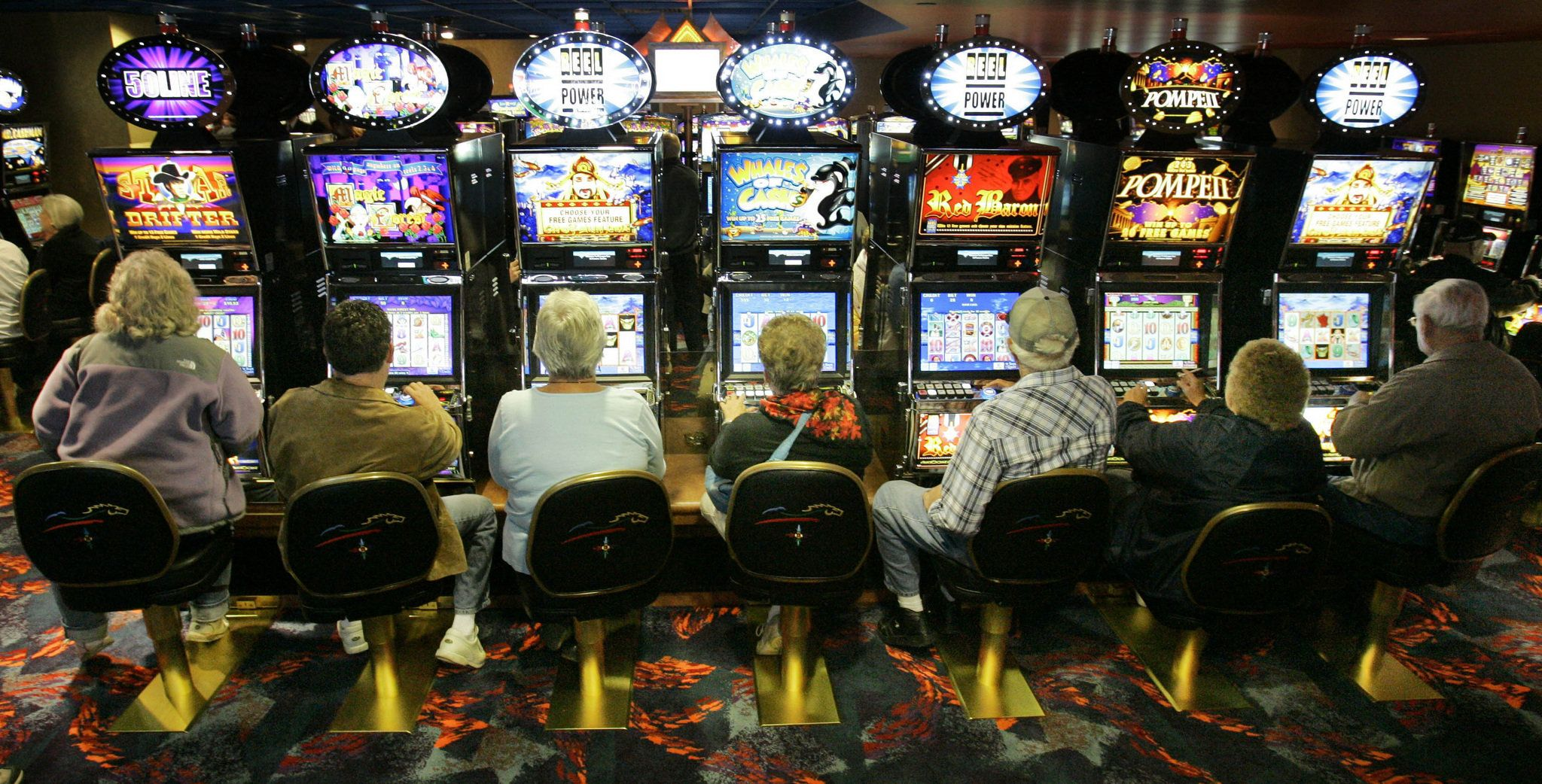 Life expectancy slot machines bank casino destination gaming grand online ultimate