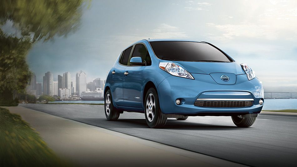 Nissan Leaf Electric Car 107 Hp 102 130 Mpge Usd 21 27k Nissan Leaf Nissan Leaf Electric Cars Nissan
