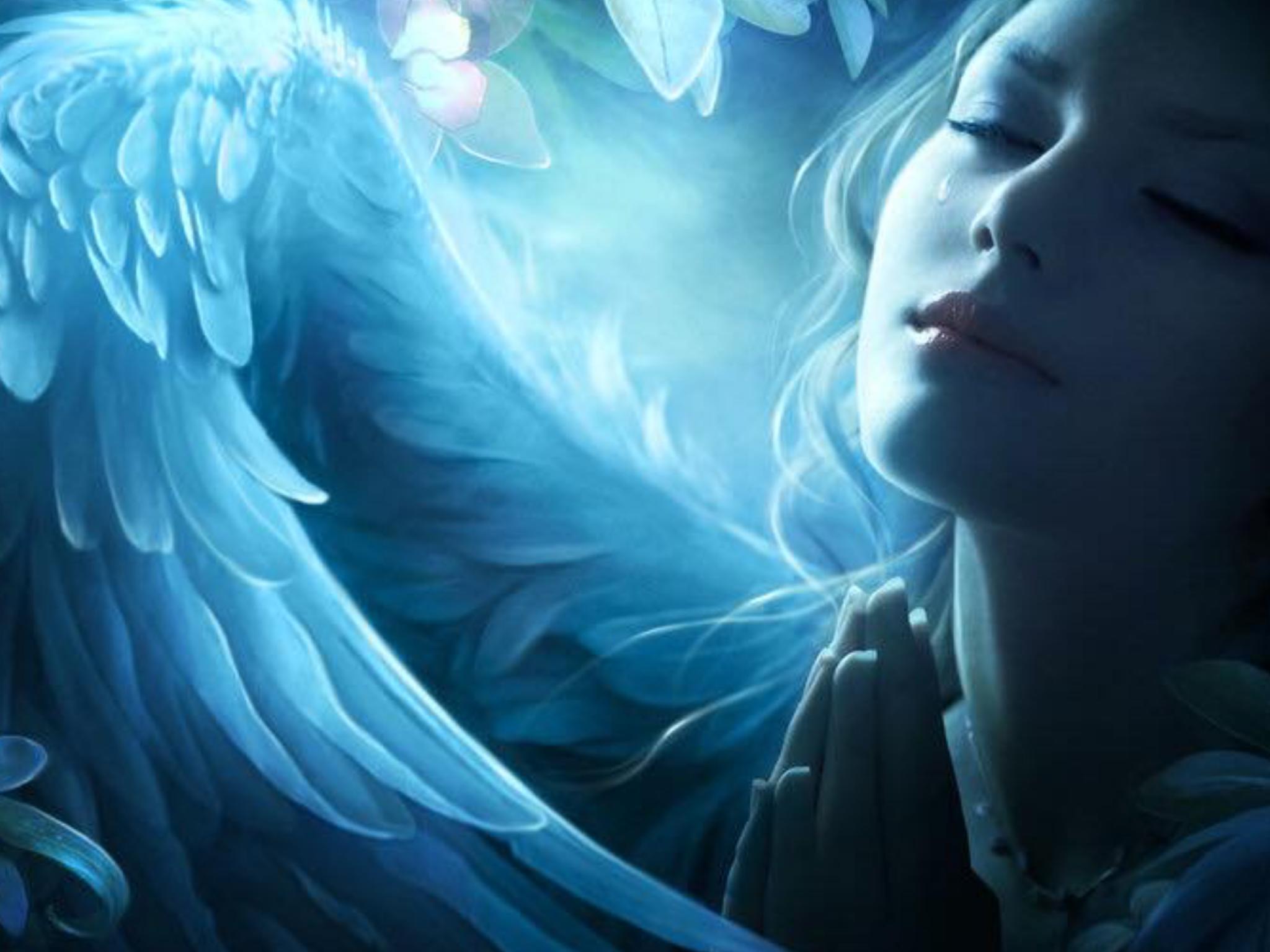 Ангел плачет картинка
