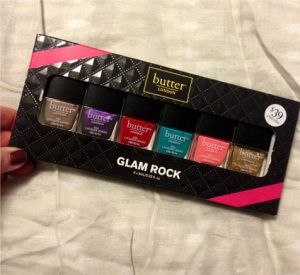 Glam Rock Set by Butter London | theprettyplus.com