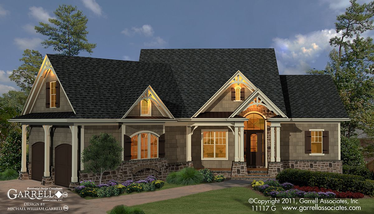 westbrooks ii cottage house plan 11117 g front elevation westbrooks ii cottage house plan 11117 g front elevation craftsman mountain style house