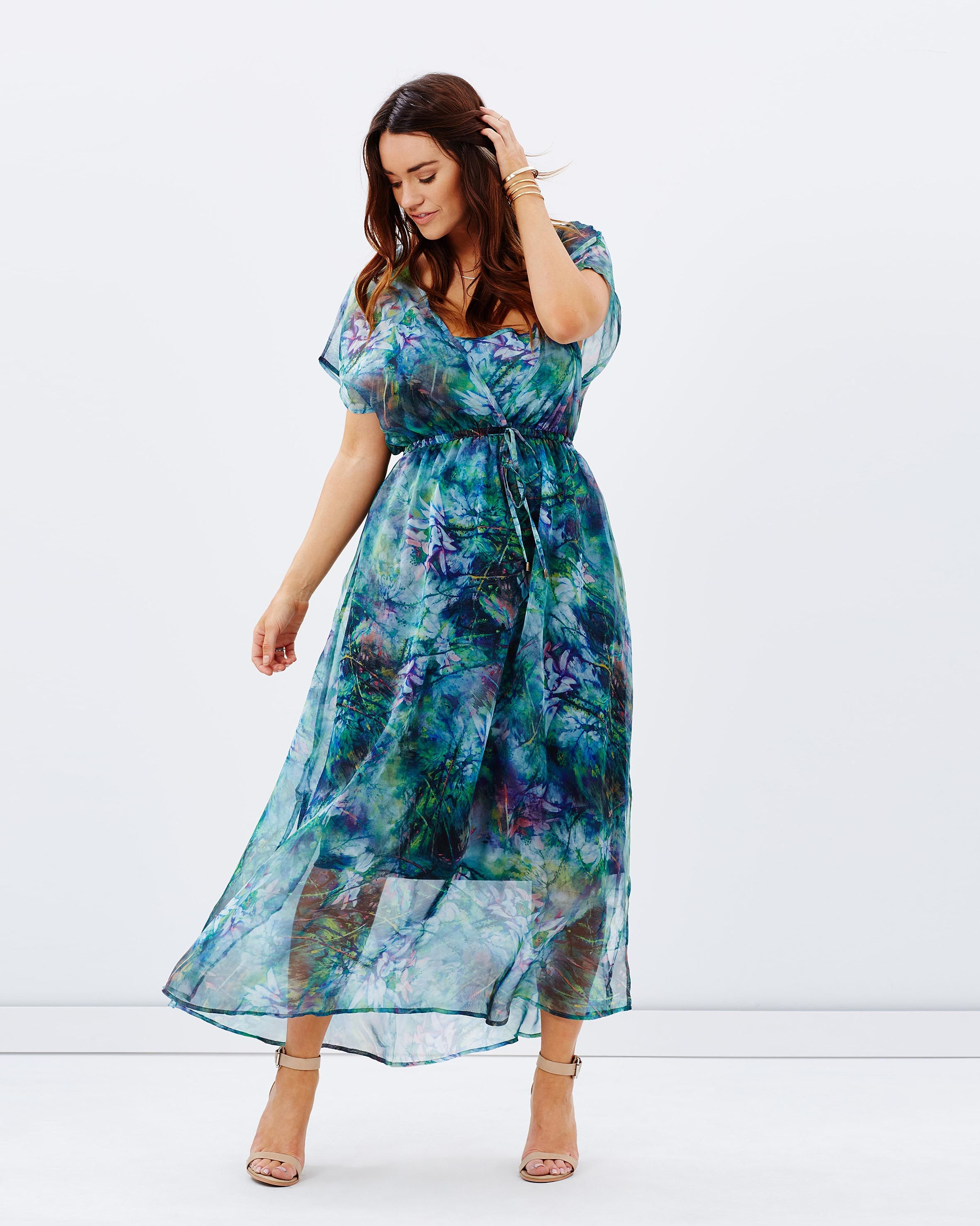 Plus size formal evening dresses australia
