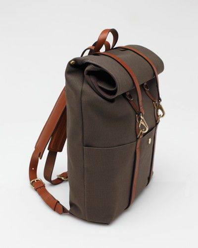 Good Looking Bag Right Here Leather Leather Roll Bags