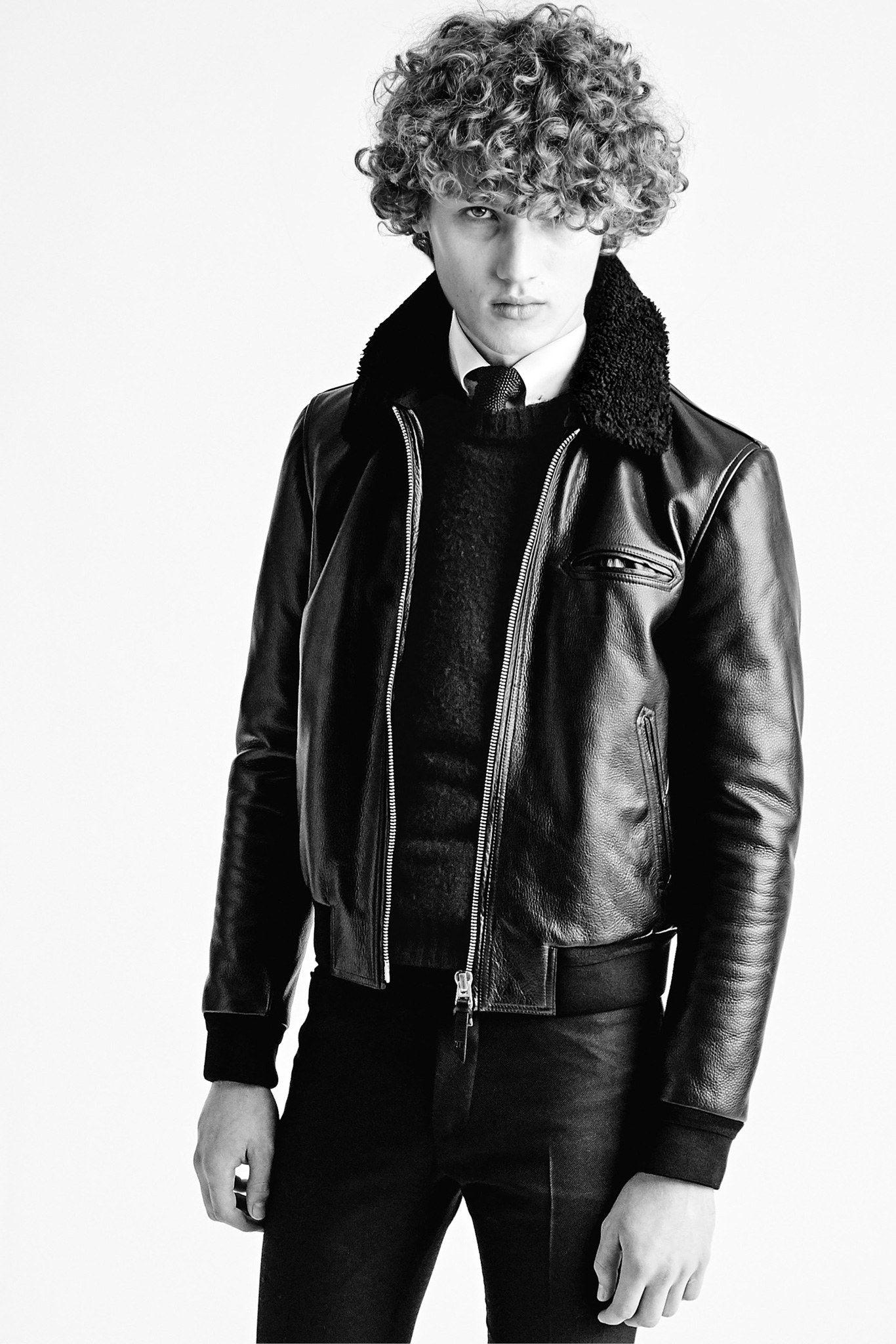 Tom Ford Fall 2015 Menswear Fashion Show