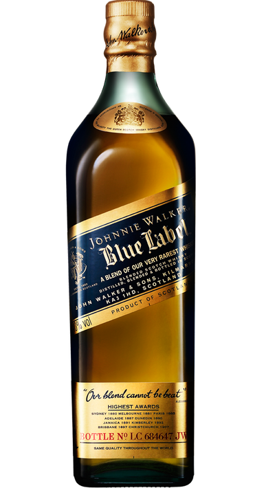 Expensive Johnnie Walker : expensive, johnnie, walker, Johnnie, Walker, Label, Premium, Blended, Whisky, 1.75L, Tipos, Bebida,, Botellas,, Licor