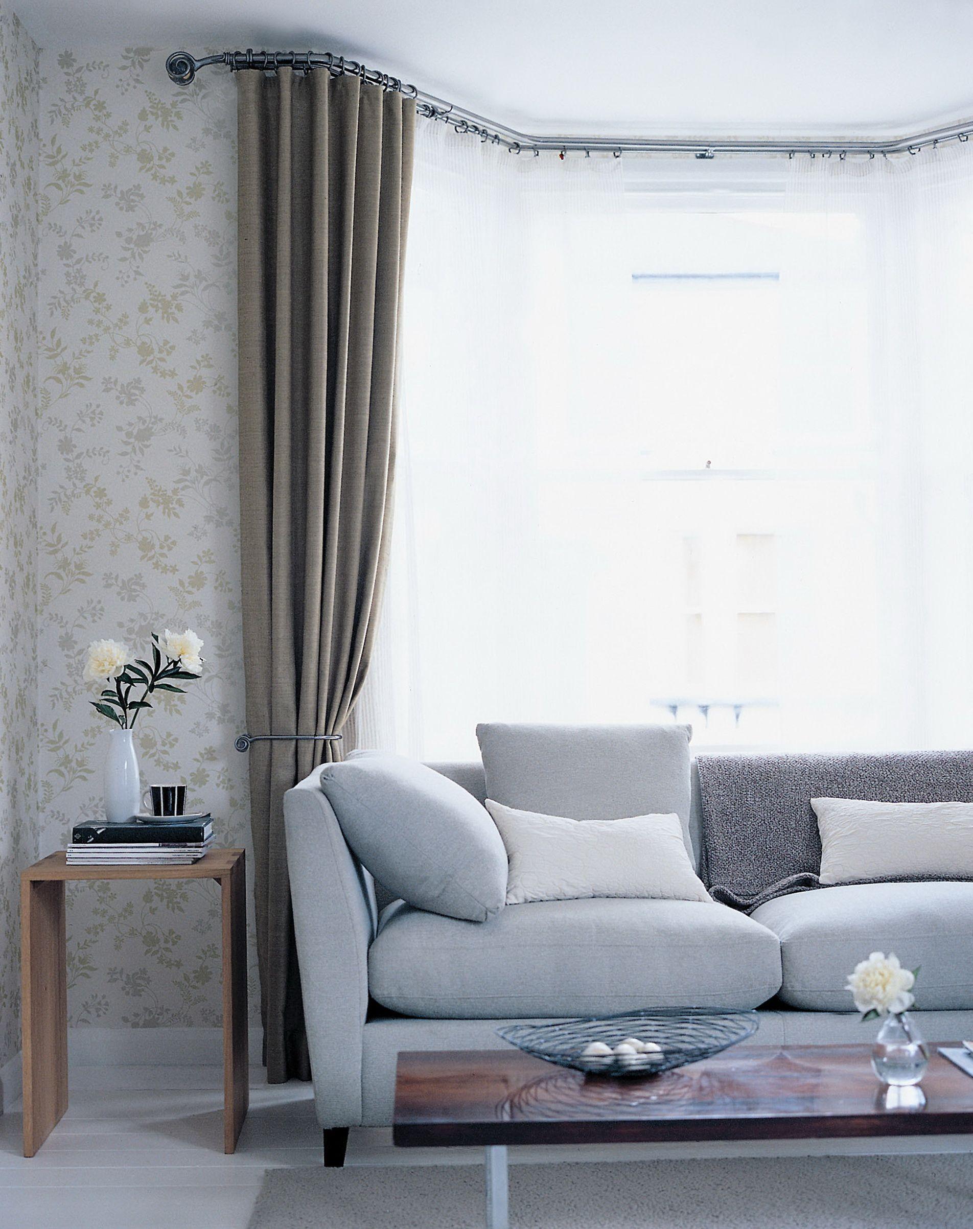 Curtain Ideas For Square Bay Window   Curtain Menzilperde.Net