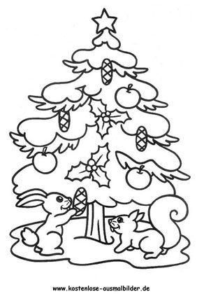 malvorlagen weihnachten weihnachtsbaum ausmalbilder f r kinder malvorlagen pinterest. Black Bedroom Furniture Sets. Home Design Ideas