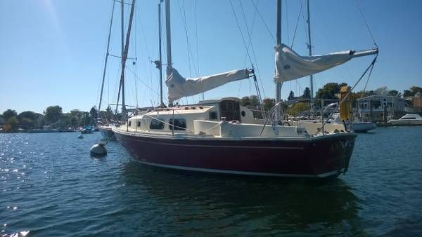 26' Westerly Centaur Ketch - (Gloucester) | westerly