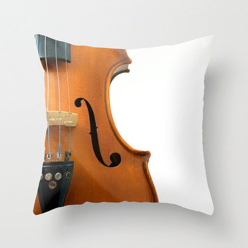 1b431b9e19c Musical Instruments Pillow Cover Fine Art Photography Print Polyester Home  Decor Accent Pillow Cases Cushion Cover