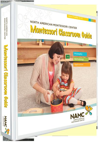namc montessori teacher training infant toddler 0 3 classroom guide rh pinterest com