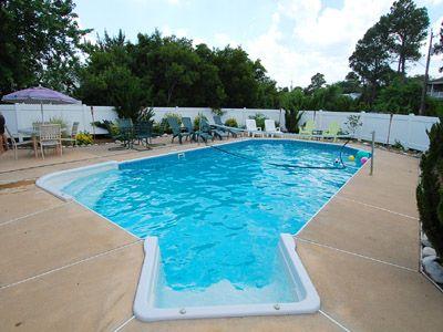 Sandbridge Beach Siebert Realty Turtle Bay Resort Swimming Pool