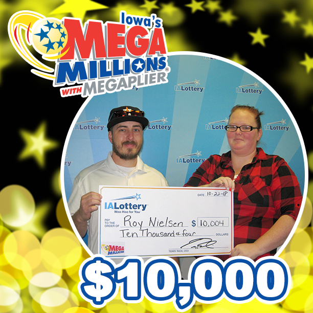Roy And Heather Nielsen Of Marion Were Just One Number Away From Hitting The Megamillions Jackpot In Winning The Lottery Mega Millions Jackpot World Records