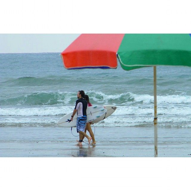 surf en Olón