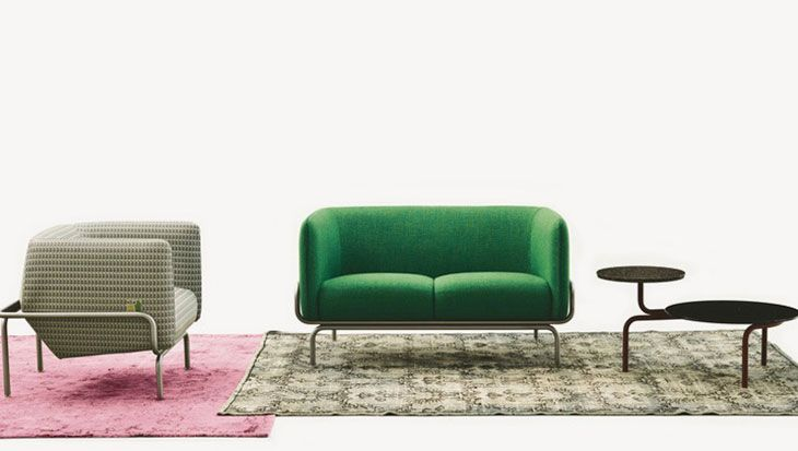 Modern furniture - Design magazine - Doshi Levien: Design is a bridge between cultures - Modern furniture  shop online