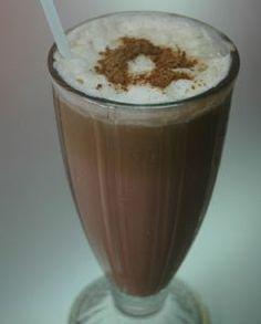 BATIDO DE CAFE CON LECHE