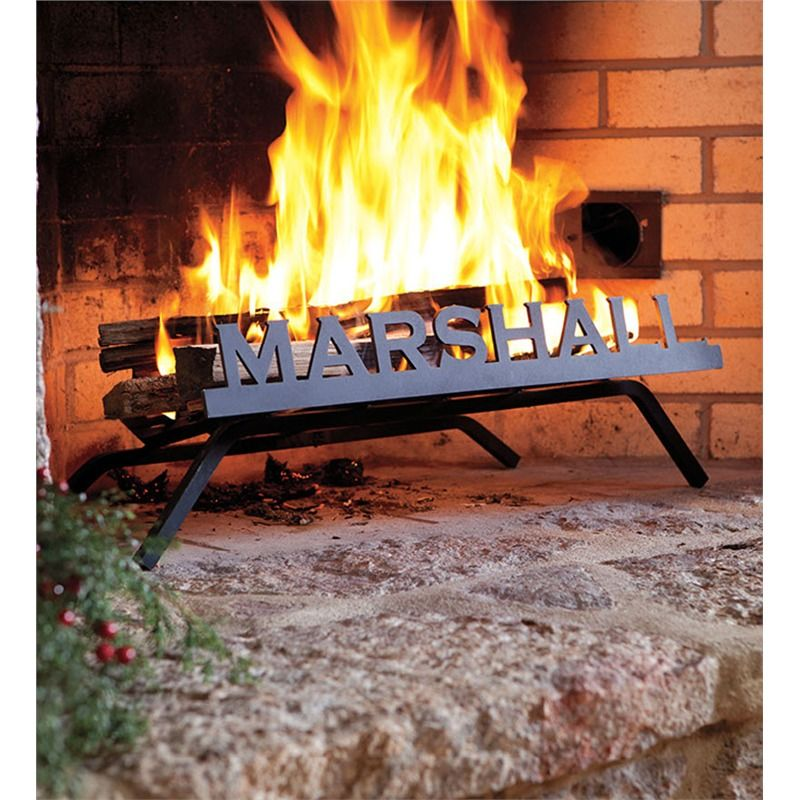 Steel Fireplace Grate Fireplace Tools Plow Amp Hearth