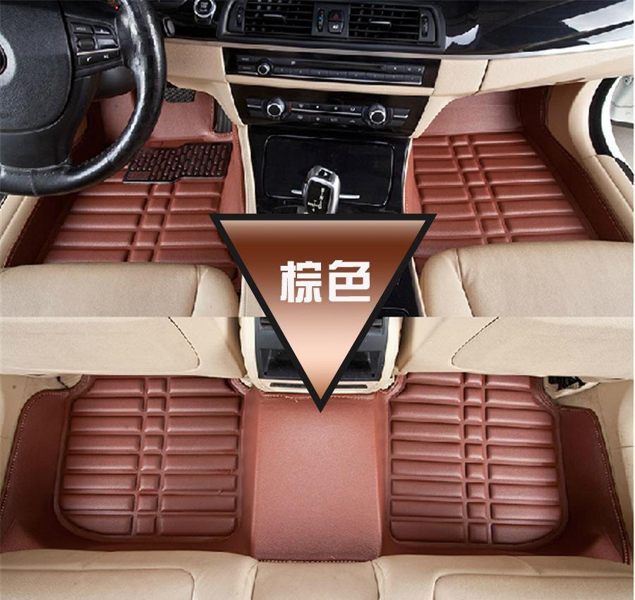 2017 Ohanny Special Car Floor Mats Case For Ssangyong Korando Rexton Actyon Rodius Vehicle Rugs Carpet Accesso Volkswagen Phaeton Volkswagen Touran Volkswagen